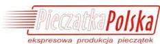 pieczątka polska
